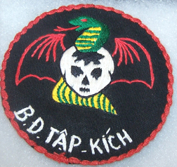 Old Style Exploitation Force Patch Vietnam