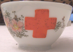 WWII Japanese Army 14th Field Artillery Medical Unit Bowl