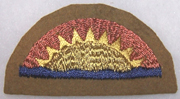 1920's-1930's 41st Division Patch