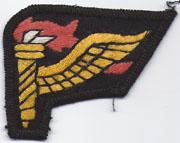 Airborne Pathfinder Qualification Wing Patch Vietnam