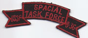 Vietnam Detechament B-36 Spacial Task Force Scroll