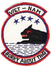 Vietnam Detachment A 5th Special Forces 1965  Pocket Patch