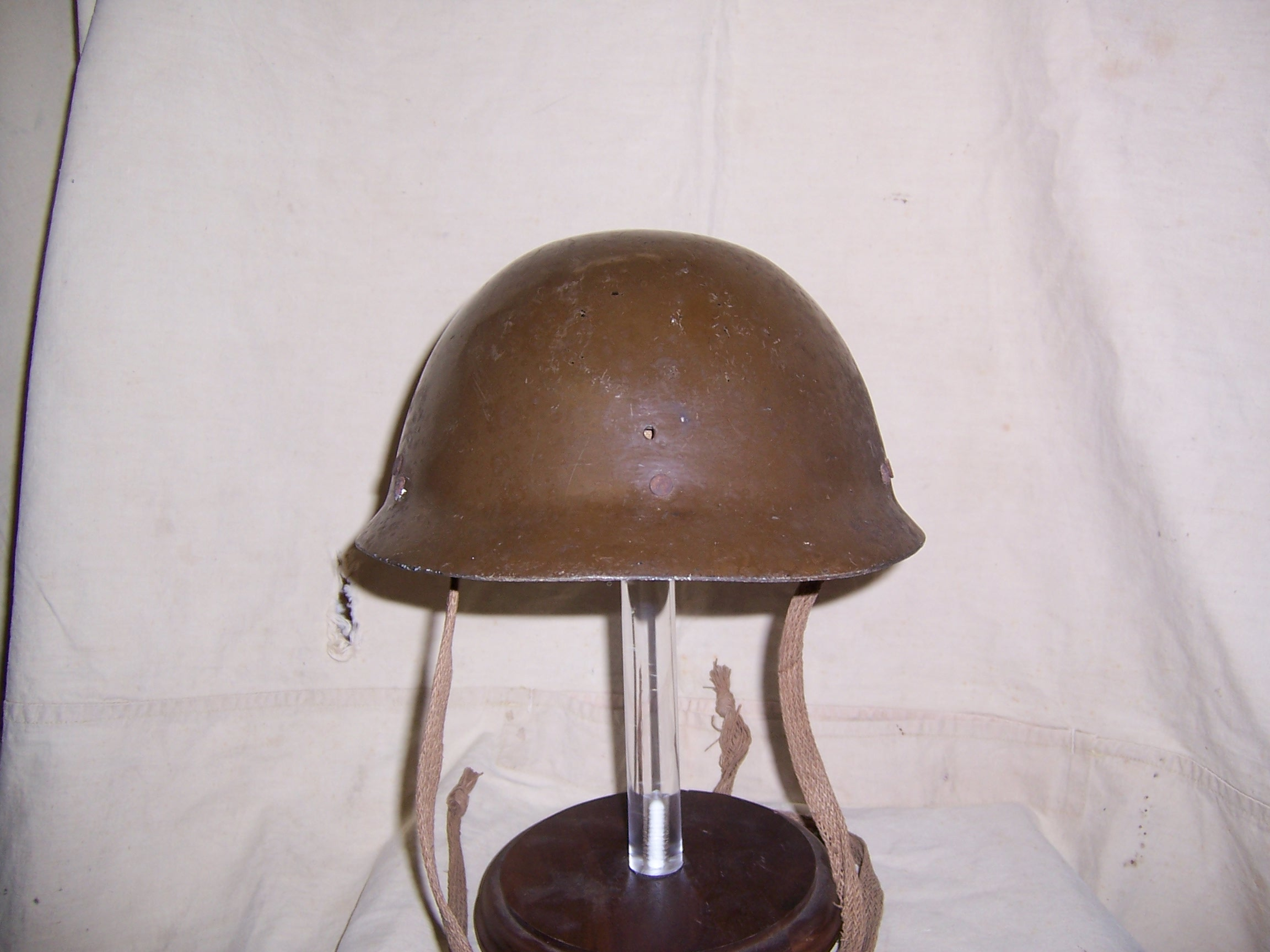 WWII Japanese Home Front / Civil Defense Helmet