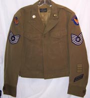 8th Air Force Transitional B-14 Fight Jacket