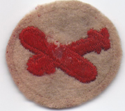ASMIC Rare WWII First Airborne Task Force Cap Patch