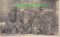 WWII Japanese Army China Front Group Photo