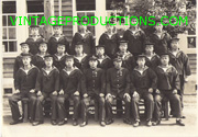 WWII Japanese Naval Group Photo