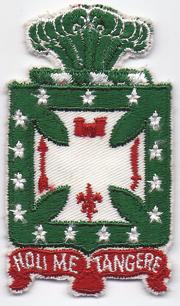 1950's- 1960's 4th Infantry Regiment Pocket Patch