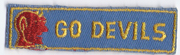 1950's- 1960's 1st Battalion 60th Infantry Regiment Pocket Patch
