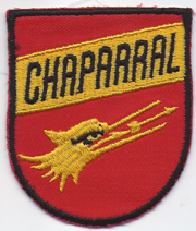 1950's- 1960's 1st Battalion 59th Artillery Pocket Patch