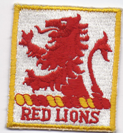 1950's- 1960's 59th Artillery Pocket Patch
