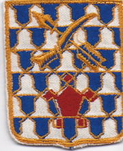 1950's- 1960's 16th Infantry Regiment Pocket Patch