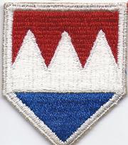 157th Regimental Combat Team Patch