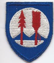 299th Regimental Combat Team Patch