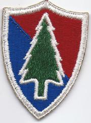 103rd Regimental Combat Team Patch