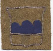 80th Division Bullion Patch