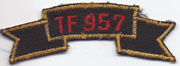 Task Force 957 Scroll Vietnam