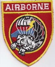 Vietnam Liaison Department / Special Commando Unit Patch