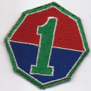 1st ROK Army Japanese Made Patch