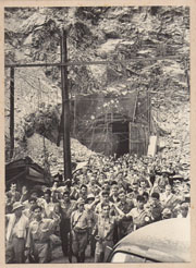 WWII Japanese Propaganda Photo Of Corrigidor Troops Surrendering