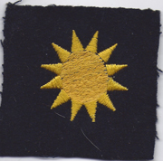 40th Division Patch