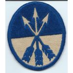 WWII 23rd Corps Patch