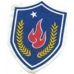 Political Warfare Unit Patch SVN ARVN