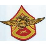 Flying Sergeants Japanese Made Squadron Patch