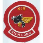 413th Transportation  Squadron Patch SVN ARVN