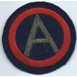 3rd Army Bullion Patch
