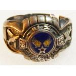 1953 US Air Force Pilots Ring