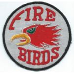 71st Aviation Company FIRE BIRDS Pocket Patch Vietnam