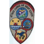 Attack Carrier Air Group Eleven Gaggle Squadron Patch