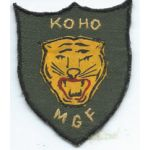 Vietnam Koho Mobile Guerilla Force Pocket Patch
