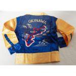 50's Dead Stock Silk Japan Jacket