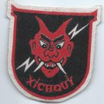 Vietnam 81st Special Forces Group Intelligence Patch