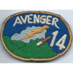14th Combat Team Patch