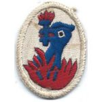 ASMIC WWII Era Balkans Mission Patch