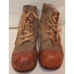 WWII Japanese Army China Front Boots