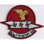 82nd Fighter Interceptor Squadron Patch