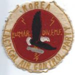 Tactical Air Control Party 1st Marine Division Patch