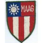 MAAG Formosa Theatre Made Patch