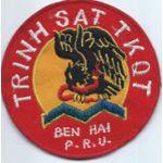 Vietnam Ben Hai Province PRU Patch