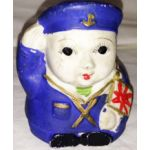 Sailor Patriotic Ceramic Bank