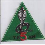Vietnam 5th Special Forces Group Command & Control Pocket Patch5th Special Operations Loi Hoi Type Unit Patch