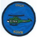 UH1H Helicopter Squadron Patch ARVN SVN