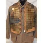 "Early WWII Japanese Army Officers ""Bullet Proof"" Vest"