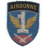 ASMIC 1st Airborne Task Force Patch