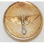 Air Service Enlisted Collar Disk