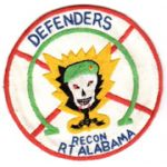 Recon Team Alabama Pocket Patch Vietnam